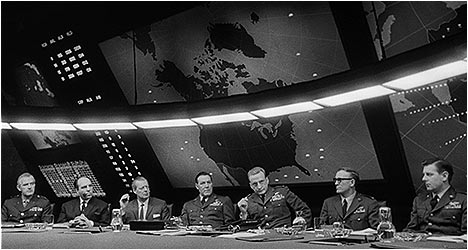 Dr. Strangelove, or: How I Learned to Stop Worrying and Love the Bomb: Criterion Collection DVD Review