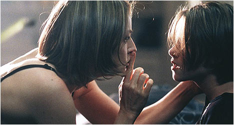 Panic Room DVD Review