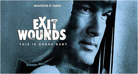 Exit Wounds DVD Review