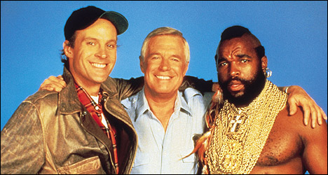 The A-Team: Volume 1 DVD Review