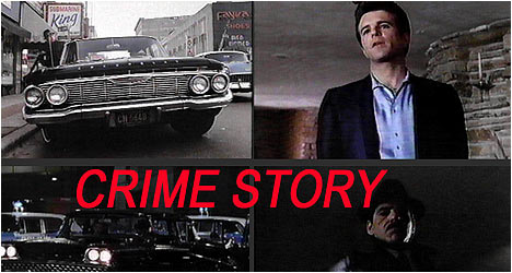 Crime Story DVD Review