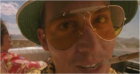 Fear and Loathing in Las Vegas DVD Review