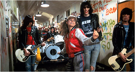 Rock 'n' Roll High School DVD Review